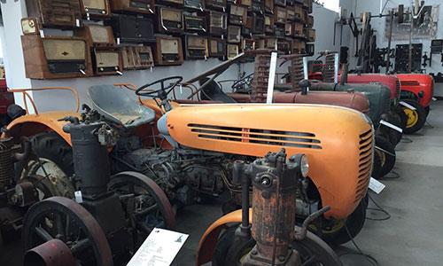 Muzej starih mašina Žeravica
